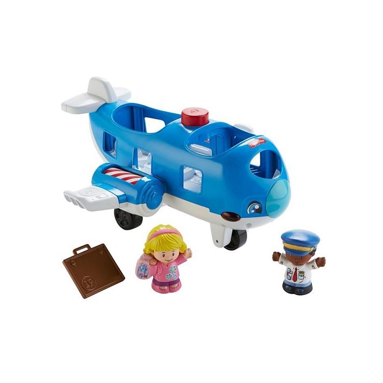 Fisher-Price, Samolot Małego Odkrywcy, zabawka interaktywna