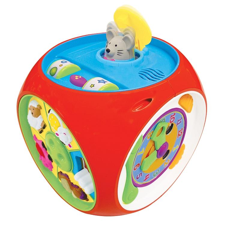 Zabawka edukacyjna, Pudełko uczydełko