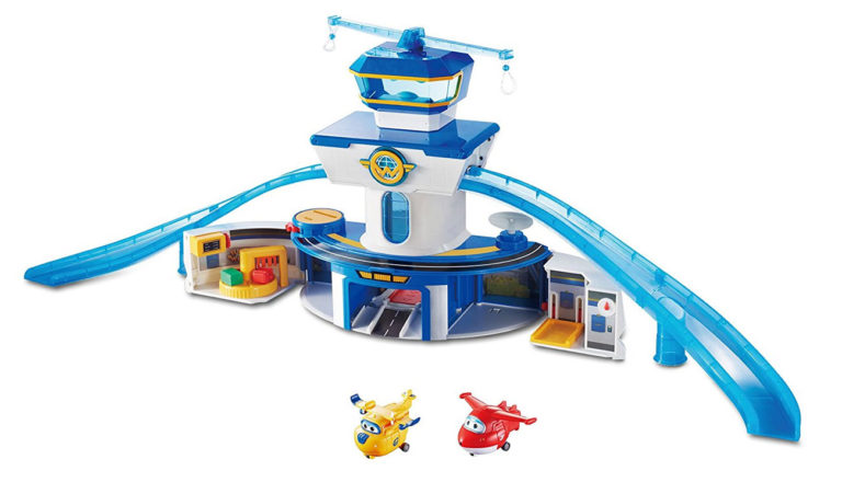 Cobi Super Wings Lotnisko