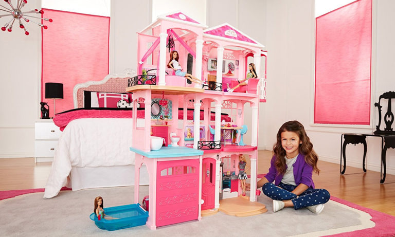 Barbie Wymarzony Domek