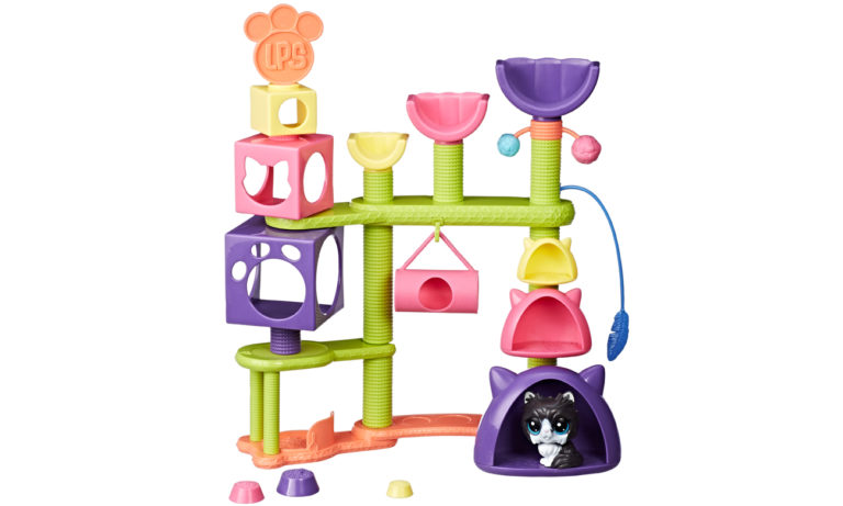 Littlest Pet Shop Koci plac zabaw