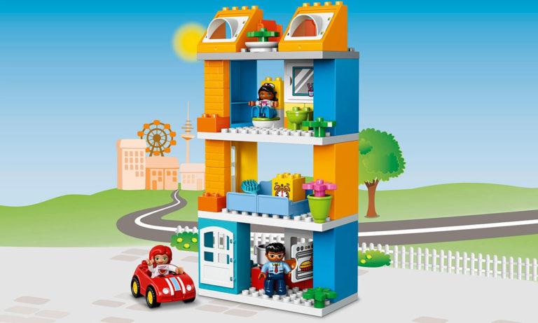 LEGO DUPLO Dom rodzinny