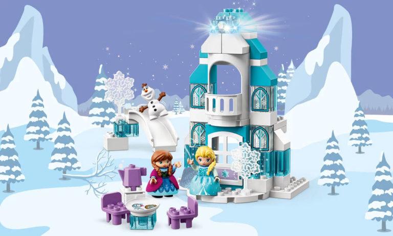 LEGO DUPLO Zamek z Krainy lodu